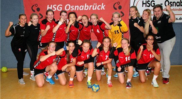 1. Osnabrücker-Herbstcup wird zum Erfolg auf ganzer Linie!