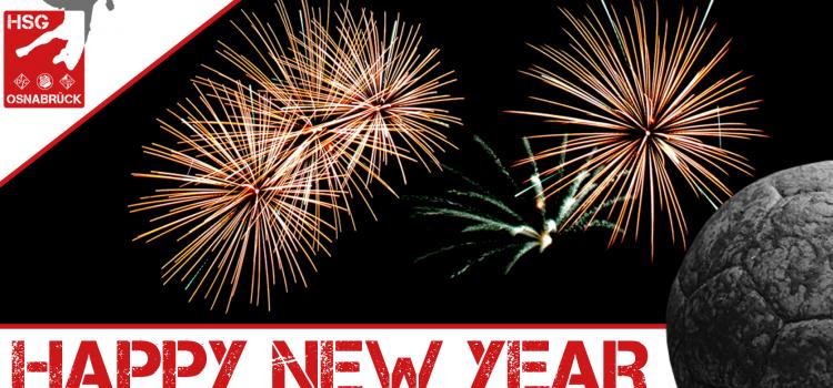 HSG wünscht alles Gute zum Jahreswechsel