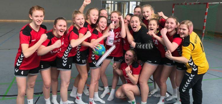 WJB I – Vorzeitig Verbandsliga-Meister