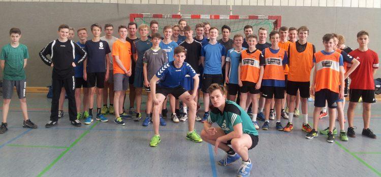 A-Jugend zieht sensationell nach – C1, B1 und A in Landesliga
